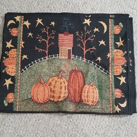 Mohawk Home Other - Mohawk Home Fall Tapestry Placemats Table Runner